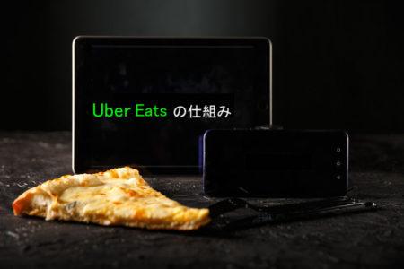 ウーバーイーツ(Uber Eats)の仕組み